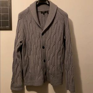 Theory Cable Knit Cardigan